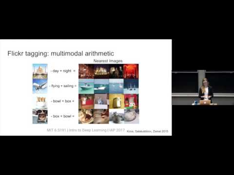 MIT 6.S191 Lecture 5 Multimodal Deep Learning