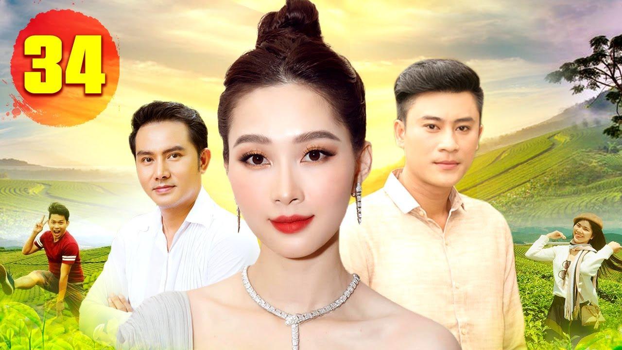 PHIM MỚI 2021 | CUỘC CHIẾN NHÂN TÌNH - Tập 34 | Phim Bộ Việt Nam Hay Nhất 2021