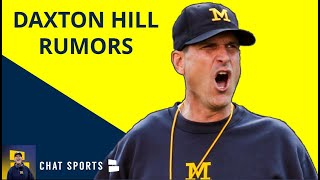 Daxton Hill Rumors? Michigan Football Fans Ask Questions On The 5-Star Safety
