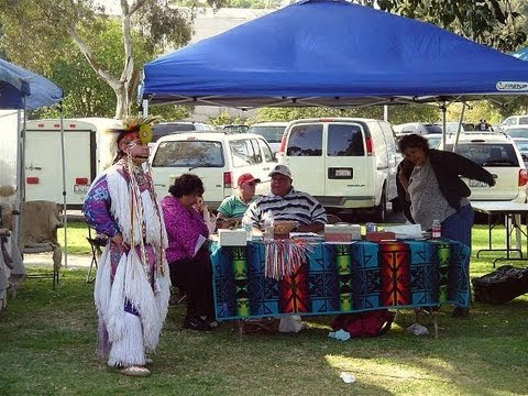 Native American Cultural days, Balboa Park, San Diego, California