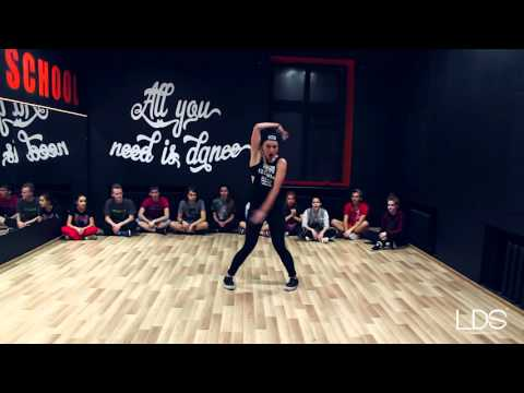Hip Hop Choreography | Mary Krivchikova | Los Angeles Dance School
