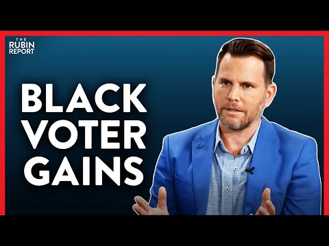 Post RNC Polls, Black Support For Trump Skyrocketing | Michael Knowles | POLITICS | Rubin Report