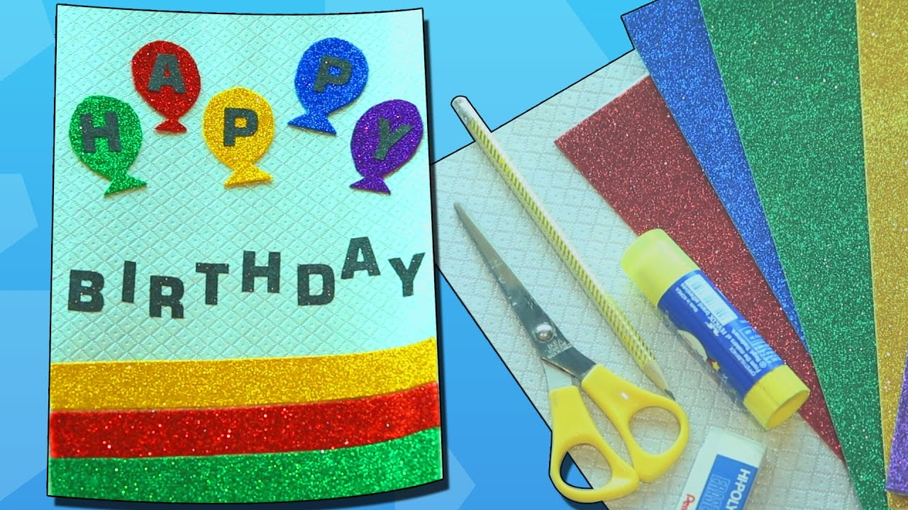 Easy birthday cards diy handmade birthday cards crafts art and easy birthday cards diy handmade birthday cards crafts art and craft bookmarktalkfo Images