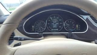 Mercedes CLS550 review (w219)