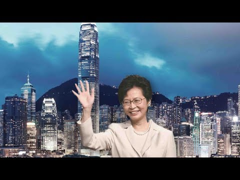Interview with Chief Executive of Hong Kong Carrie Lam