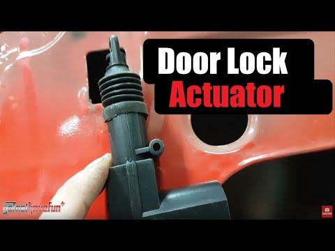 How to Install Door Lock Actuators | AnthonyJ350