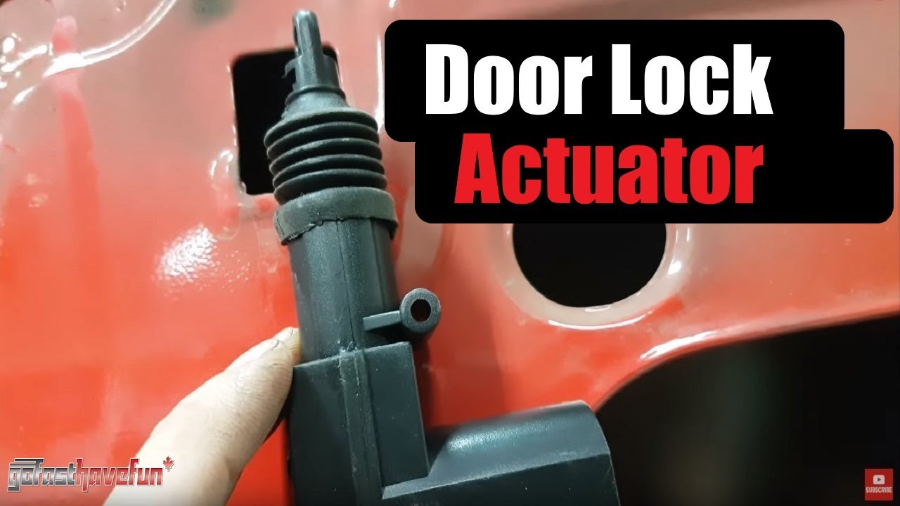 How To Install Door Lock Actuators Anthonyj350 Youtube