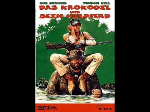 Bud Spencer & Terence Hill: Das Krokodil und sein Nilpferd - Soundtrack - 06 - Grau Grau Grau