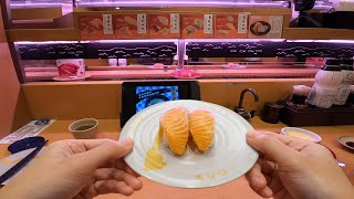 Sushi Conveyor Belt Restaurant