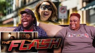 The Flash Season 5 Episode 1 : REACTION WITH MOM!!