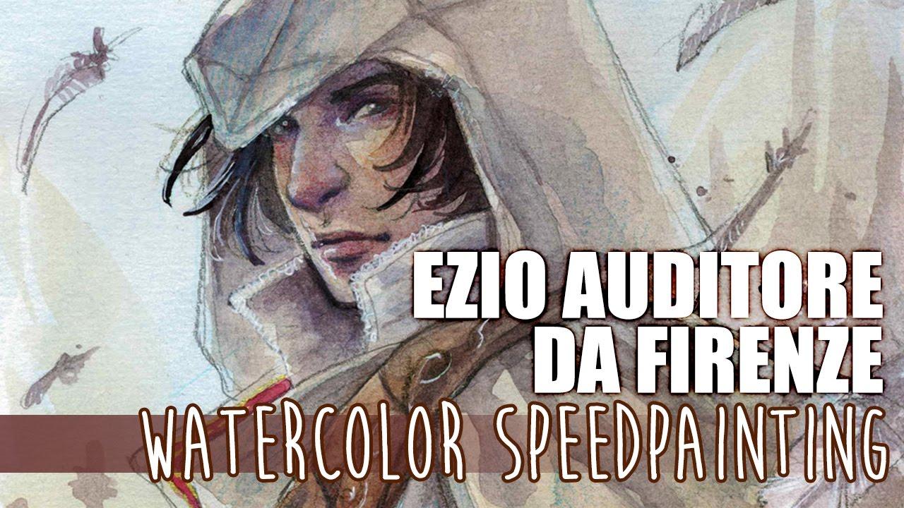 Ezio Auditore Da Firenze Assassin S Creed Ii Fanart