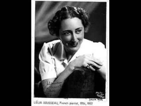 """Lelia Gousseau plays De Falla """"Noches en los jardines de España"""""""