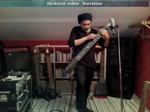 Guillermo Cides Facebook reality show & Chapman Stick