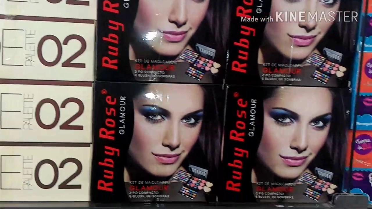 6bb6998e8 BRÁS loja casa de maquiagem - YouTube