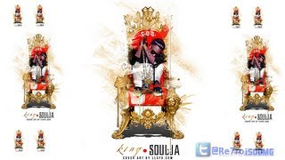 Watch Soulja Boy Jordans Gold Chain video