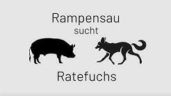 Rampensau sucht Ratefuchs: Das Stalburg Theater Quiz