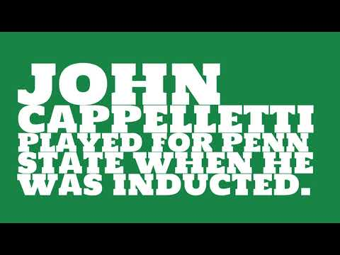 Who did John Cappelletti play for?