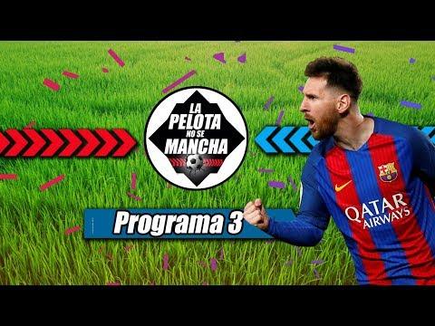 LA PELOTA NO SE MANCHA 03: Leo, Levante y Lazio!!