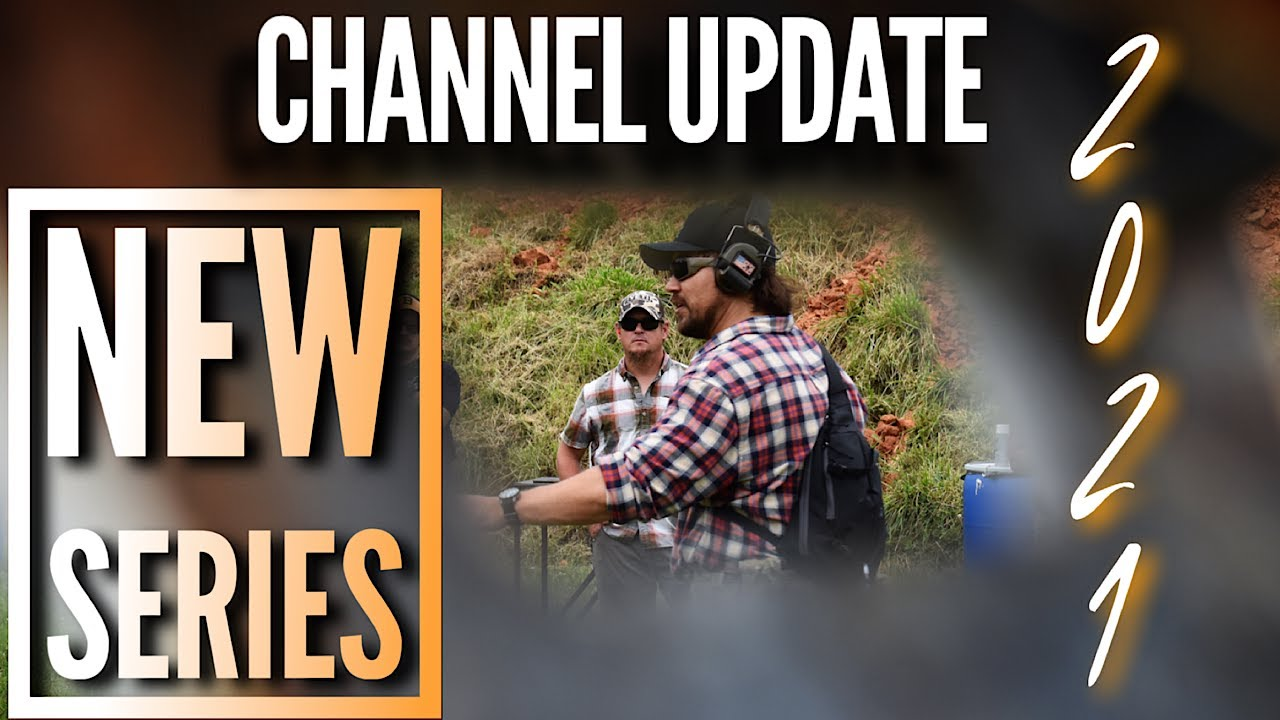 Channel Update and NEW SERIES coming in 2021