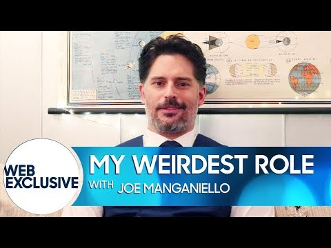Joe Manganiello Messed with Continuity on a Soap Opera