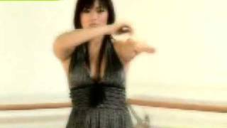 Видео уроки Tecktonik lesson от Lili Azian 2