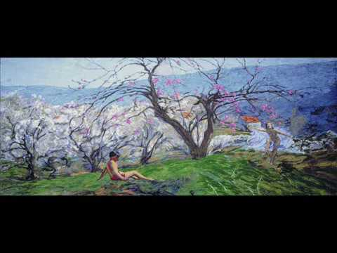 Blanche Selva - Laurent Martin (2012) Paysage au soleil couchant (1904)