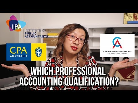 Which Professional Accounting Qualification? CA, CPA, IPA?