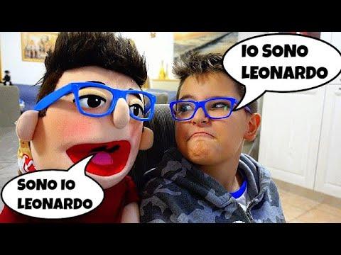 CHI È QUELLO VERO? - Leonardo D