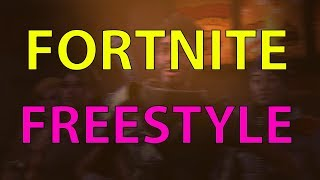 FREESTYLE PLAYING FORTNITE? FT PAPO MC COMPILED #3 !