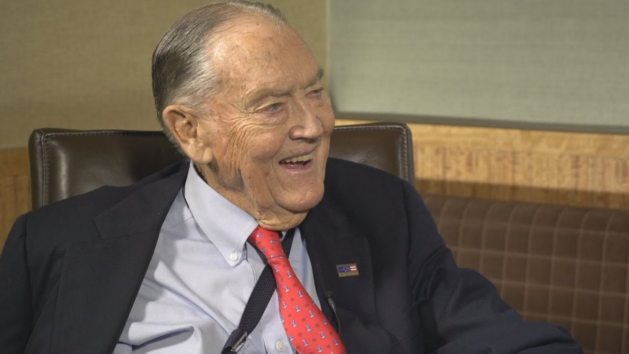 John Bogle, Founder of The Vanguard Group   A Motley Fool Special Interview