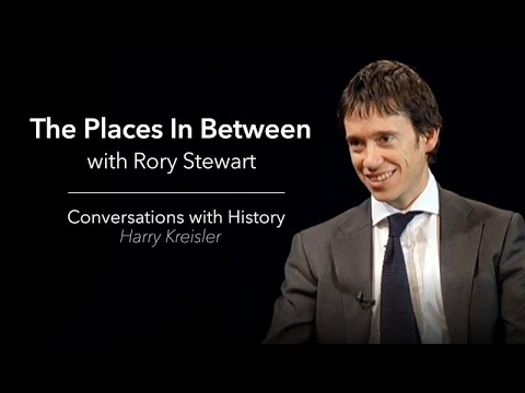 The Places In Between with Rory Stewart - Conversations with History
