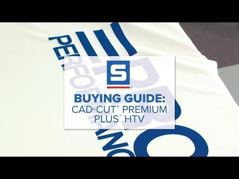 Vinilo para transfers de calor CAD-CUT® Premium Plus™