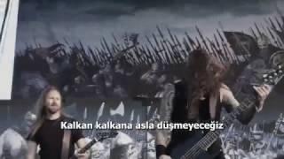 Amon Amarth - We Shall Destroy (Türkçe Altyazı)