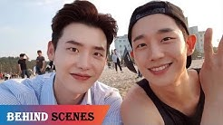 While You Were Sleeping Behind The Scenes Suzy & Lee Jong Suk 당신이 잠든 사이에