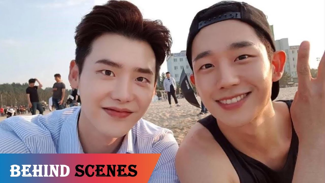 While you were sleeping behind the scenes suzy lee jong suk while you were sleeping behind the scenes suzy lee jong suk stopboris Images