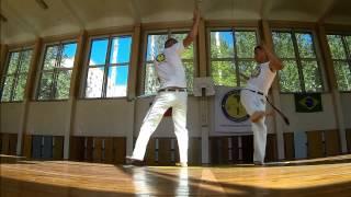 Капоэйра в СПБ \ Капоэйра Санкт-Петербург \ Тренировка сильнейших Капоэйристов \ Axe Capoeira \