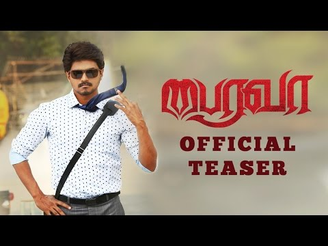 Bairavaa - Official Teaser |...