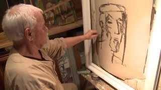 Repeat youtube video Ruedi Schmid, Maler und Bildhauer - regioTVplus