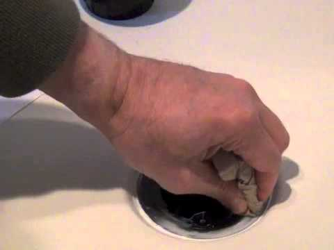 DIY Shower Drain Repair - YouTube