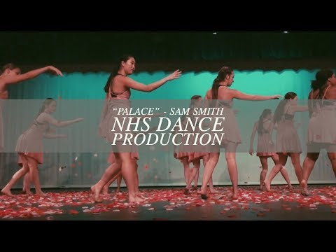 PALACE - Sam Smith | Northgate High School Dance Production | Contemporary Choreography