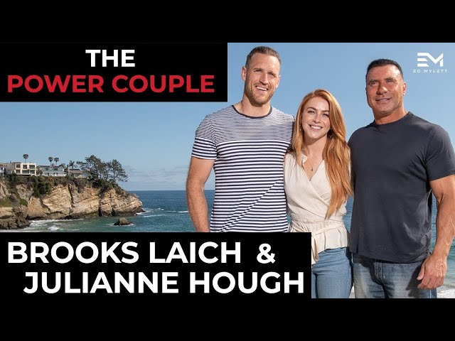 Julianne Hough and Brooks Laich - The Power Couple