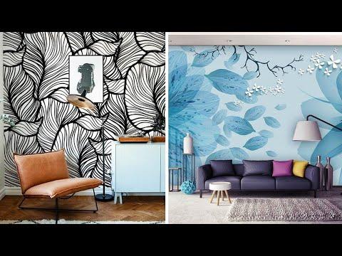 140 Latest Wallpaper Designs For Modern, Modern Wallpaper Designs For Living Room