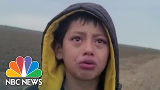 New Details On Migrant Boy Who Approached Border Patrol Agents | NBC Nightly News