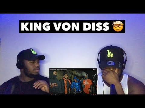 UK REACTS TO Quando Rondo – Red Eye (Official Video) | KING VON DISS 🤯