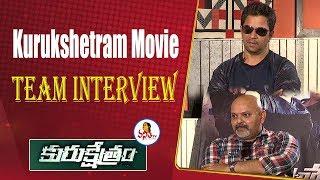 Kurukshetram Movie Team Interview | Arjun, Arun | Celebrity Interviews | Vanitha TV