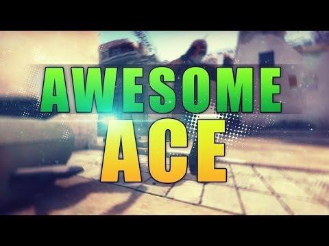CSGO ACE  I ❤ Ak-47 ❤