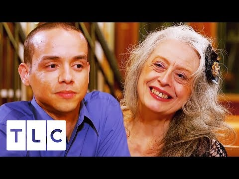"""I'm Addicted To Dating Older Women... Much Older Women!"" 