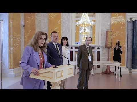 Объединение «Строительный трест». Надежный застройщик России - 2018. Санкт-Петербург