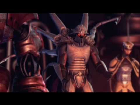 City of Villains E3 2005 Cinematic Trailer