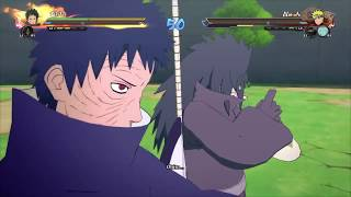 #1 Survival 30 W Streaks Challenge Naruto Storm 4 PS4 Live